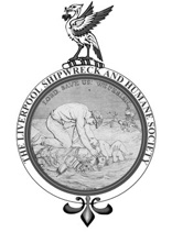 Liverpool Shipwreck and Humane Society logo