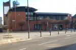 Hammersmith Police Station February 2014